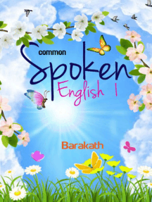 Common Spoken English 1