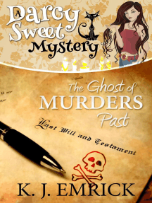 The Ghost of Murders Past: Darcy Sweet Mystery, #23