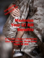 Maximize Your GI Bill Benefits