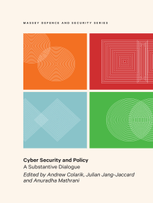 Cyber Security and Policy: A substantive dialogue