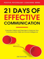 21 Days of Effective Communication