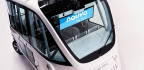 Lincoln Tests All-electric, Driverless Shuttle Technology