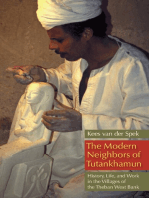 The Modern Neighbors of Tutankhamun