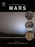 From Habitability to Life on Mars