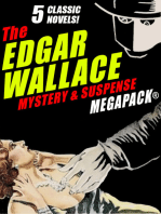 The Edgar Wallace Mystery & Suspense MEGAPACK®