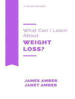 What Can I Learn About Weight Loss?