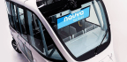 Lincoln Tests All-electric Driverless Shuttle Technology