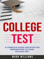 College Test