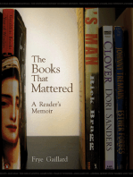 The Books That Mattered