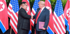 No One Knows What Kim Jong Un Promised Trump