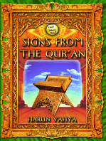 Signs from the Qur'an