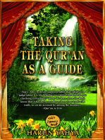 Taking the Qur'an as a Guide