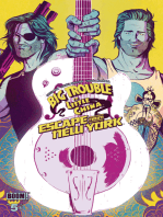 Big Trouble in Little China/Escape from New York #5