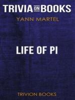 Life of Pi by Yann Martel (Trivia-On-Books)
