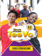 Rhapsody of Realities TeeVo