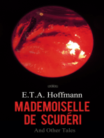 Mademoiselle de Scuderi and Other Tales