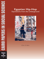 Egyptian Hip-Hop: Expressions from the Underground: Cairo Papers in Social Science Vol. 34, No. 1