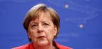 Angela Merkel, Escape Artist