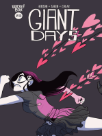 Giant Days #40