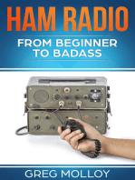 Ham Radio: From Beginner to Badass