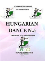 Hungarian Dance N.5