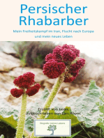 Persischer Rhabarber