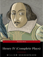Henry IV (Complete Plays)