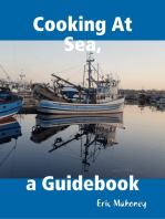 Cooking At Sea, a Guidebook