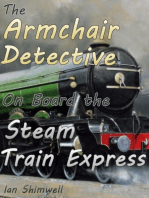 The Armchair Detective On Board the Steam Train Express