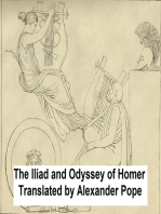 The Iliad and The Odyssey of Homer