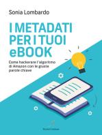 I Metadati per i tuoi Ebook