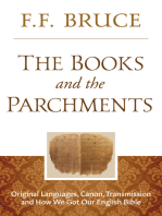 The Books and the Parchments