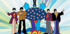 Beatles Film 'Yellow Submarine' Touched Music, Fashion — And Religion