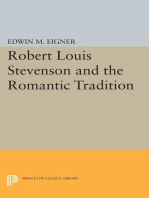 Robert Louis Stevenson and the Romantic Tradition