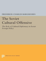 Soviet Cultural Offensive