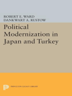 Political Modernization in Japan and Turkey
