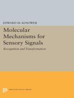 Molecular Mechanisms for Sensory Signals