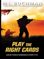 Play the Right Cards: Delta Force Short Stories, #10