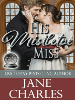 His Mistletoe Miss (Magic and Mayhem #2)