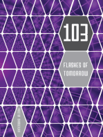 103 Flashes of Tomorrow (Numbered Tomorrows)