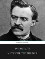 Nietzsche, the Thinker
