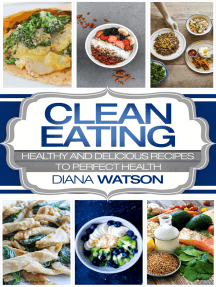 Clean Eating Masterclass For The Smart: Healthy and Delicious Recipes to Perfect Health (Healthy Recipes, Eat Clean Diet book, Clean Eating, Healthy Eating, Ketogenic Diet, Keto Diet, Weight Loss)