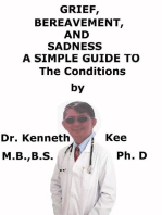 Grief, Bereavement, And Sadness A Simple Guide To The Conditions