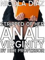 Stripped Of Her Anal Virginity By Her Professor