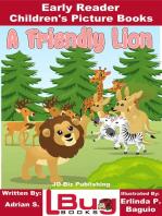 A Friendly Lion