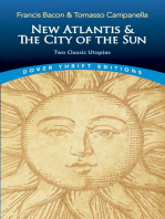 New Atlantis and The City of the Sun