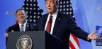 Trump Says 'No Problem' In NATO, Touting Allies' Spending Pledges
