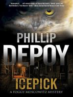 Icepick: A noir mystery set in Florida