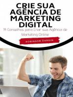 Crie sua Agência de Marketing Digital