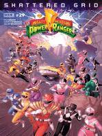 Mighty Morphin Power Rangers #29